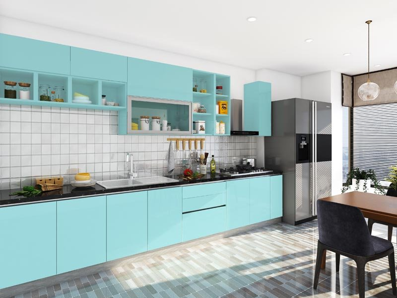 Best Modular Kitchen Design In Chennai Homelane